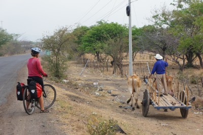 Cycling in Honduras