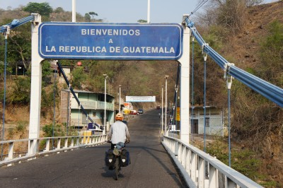 Welcome to Guatemala!