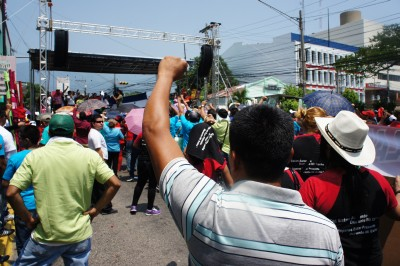 First of May Parade - San Pedro Sula