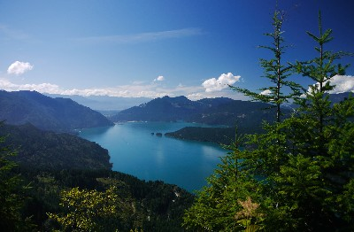 Views of Harrison Lake (Photo: Ron Maharik)
