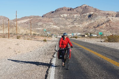 Death Valley National Park: Cycling in a Desert Wonderland
