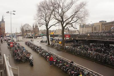 Goodbye Amsterdam - we'll be back!