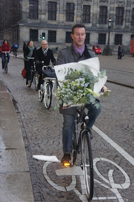 Amsterdam: Every Day is a Critical Mass