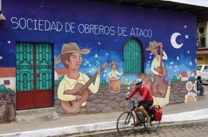 Murals in Ataco