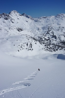More awesome skiing