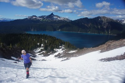 Garibaldi Lake: A Long Time Coming