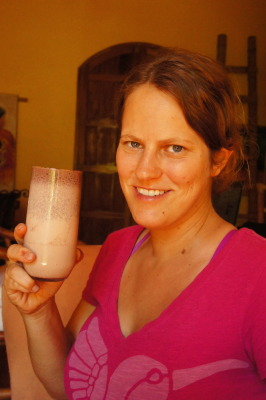 A happy customer