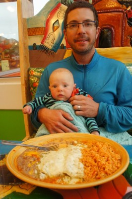 Mexican Food at Port Angeles