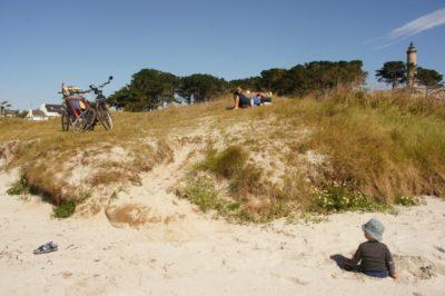 Relaxing day on Île de Batz