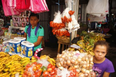 We stayed for three weeks in Granada, Nicaragua and got to know the market very well