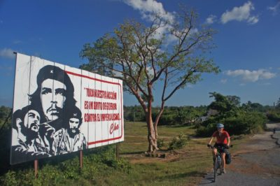 Cuba is a great place for beginners of cycle touring